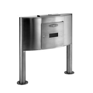 AISI 304 stainless steel letter box