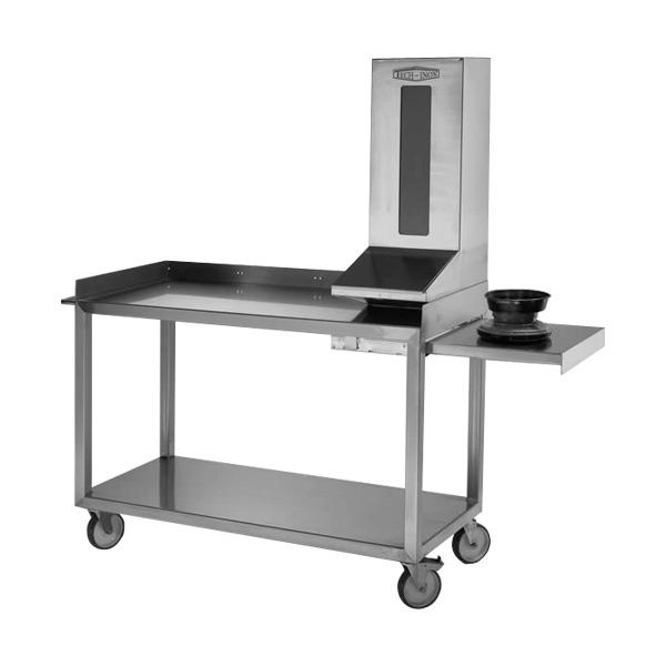 Contenitore alimentare in acciaio inox AISI 316