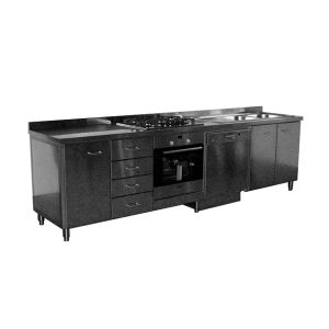Domestic Kitchen AISI 304 stainless steel